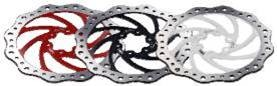 BIKE ATTITUDE STAINLESS ROTOR F/ INTERNATIONAL STANDARD 160мм BLACK Ротор 160/180/203 мм,нерж сталь,черный
